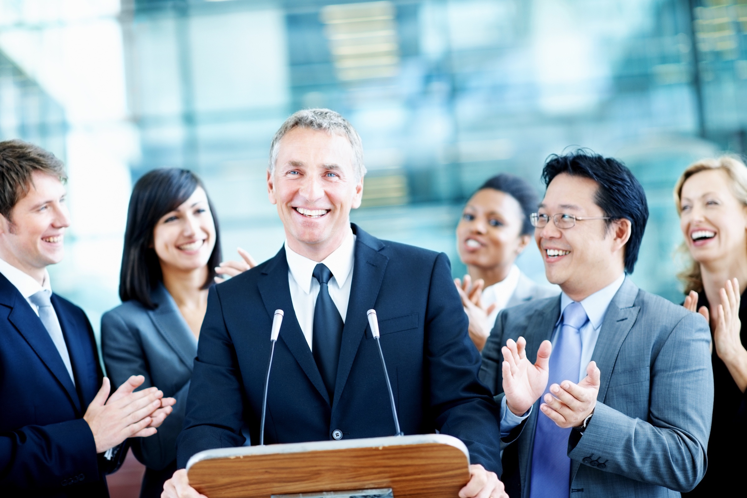 The company anniversary our speechwriters turn your